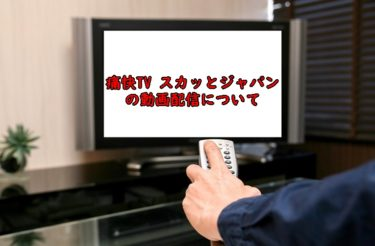 スカッとジャパンの見逃し配信や過去回の動画配信について調査